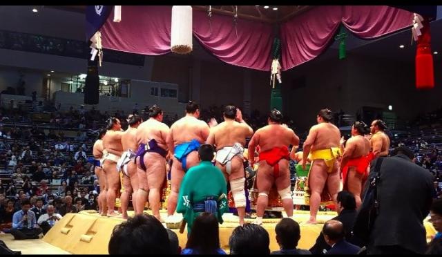 相撲観戦,チケット購入