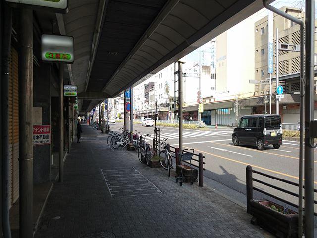 岐阜,金華通り