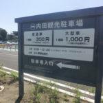 犬山城,第2駐車場
