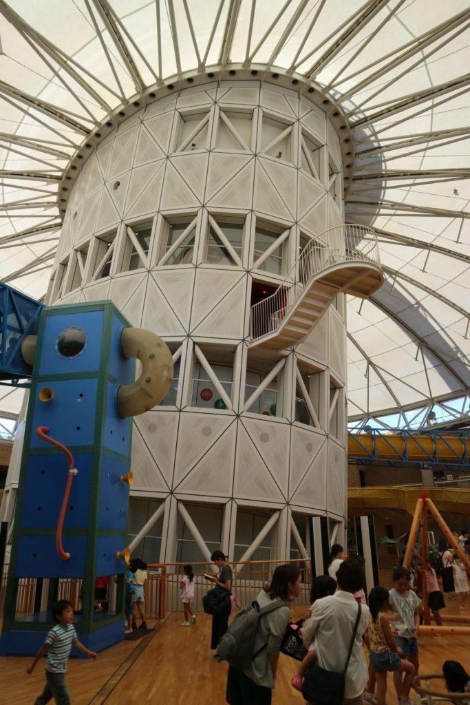 愛知県児童総合センター,チャレンジタワー