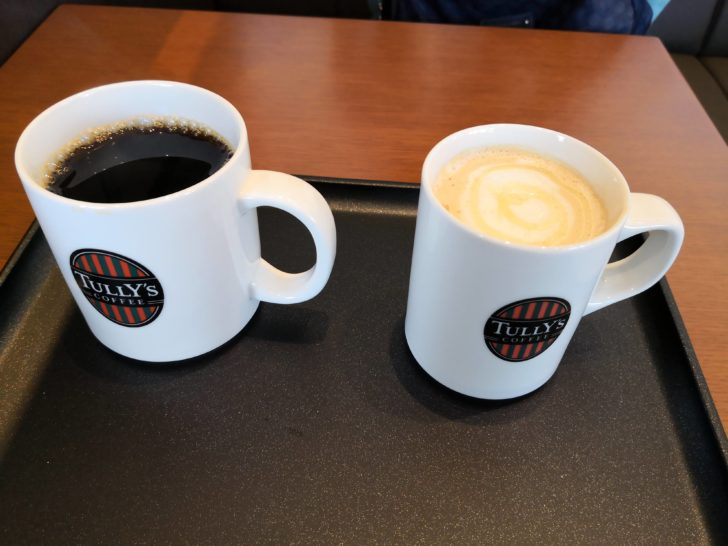 タリーズコーヒーのトール